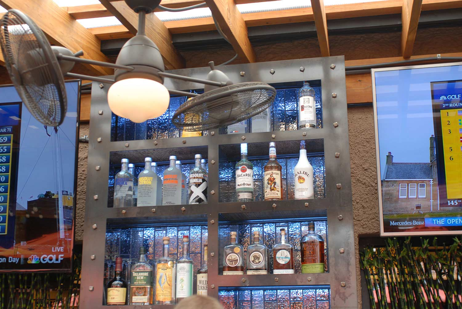 Bar Shelving 2