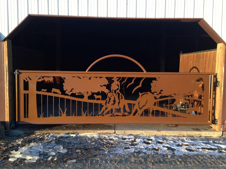 Barn Gate 2