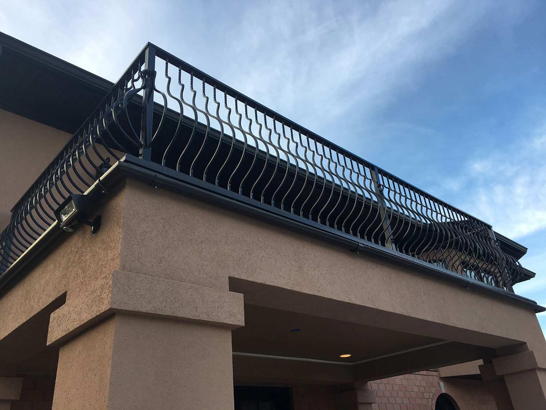 Balcony Railing 2
